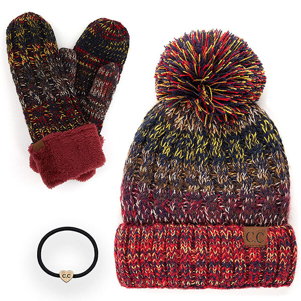 Exclusives Women's Winter Seed Stitched Confetti Beanie