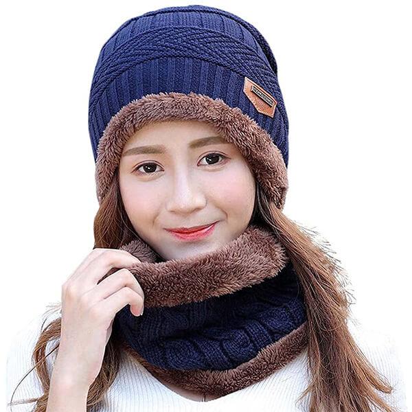 Women's Slouchy Beanie Winter Hat