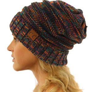 CC Winter Baggy Beanie Hat
