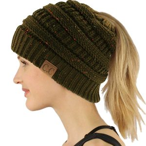 e359037f 9 Best Beanies With Ponytail Hole For Women - Cool Beanie Hats