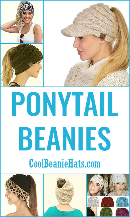 ponytail-hole-beanies-for-women