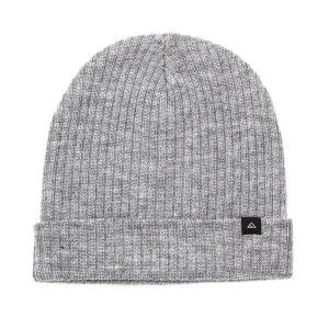 Ribbed Wool Beanie - All Types of Beanies for Men, Women & Kids
