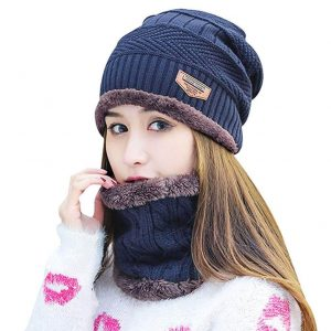 Women's Slouchy Beanie Winter Hat