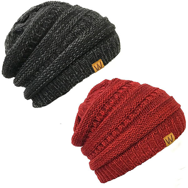 Matching Beanies for Couples