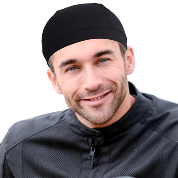 Breathable Under Helmet Hat with a Close Fit