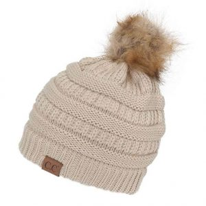 Pompom Beanies - All Types of Beanies for Men, Women & Kids