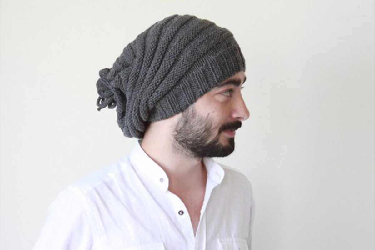 Top 12 Best Slouch Hats And Beanies For Men - Cool Beanie Hats 99e52e6fca9