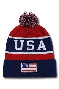 ATHLETIC APPEARANCE | OLYMPIC 2020 |USA TEAM BEANIES