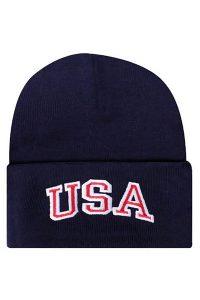 BASIC BLACK | OLYMPIC 2020 |USA TEAM BEANIES