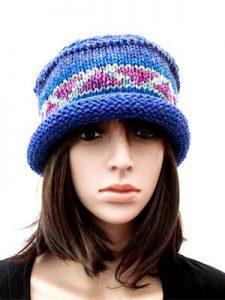 BOLD AND BEAUTIFUL - IRISH WOOL HATS FOR WOMEN