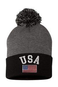 BRIGHTLY COLORED BEANIE | OLYMPIC 2020 | USA TEAM BEANIES