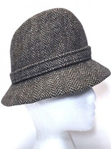 BRIMMED AND BEAUTIFUL - IRISH WOOL HATS FOR WOMEN