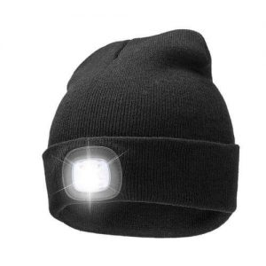 CHIC CAUTION | Best Beanies With Led Lights