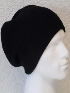 CLASSIC BLACK | SLOUCH HATS AND BEANIES