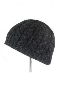 CLASSIC CAP - IRISH WOOL HATS FOR WOMEN