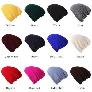 COLORFUL AND CREATIVE | BEST SLOUCHY BEANIES FOR WOMEN