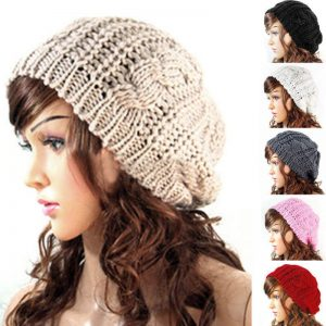 CROCHETED CASUAL | BEST SLOUCHY BEANIES FOR WOMEN