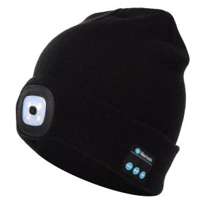 EASY TO USE, EASY TO STORE| BLUETOOTH BEANIE