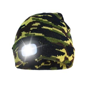 HUNTING AND CAMPING | Best Beanies With Led Lights
