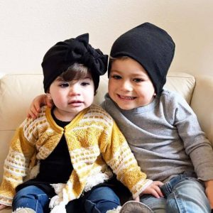 MATCHING BEANIES FOR BROTHER AND SISTER | BEANIES FOR FAMILY