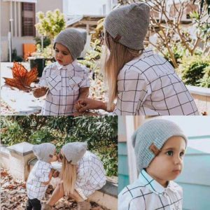 4336eb2065e 13 Adorable Matching Beanies For The Whole Family - Cool Beanie Hats