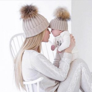 MATCHING BEANIES FOR MOM AND BABY | BEANIES FOR FAMILY