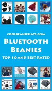 Best Rated Bluetooth Beanies