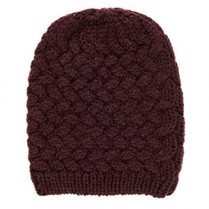 SIMPLE DESIGN | Basket Weave Beanie