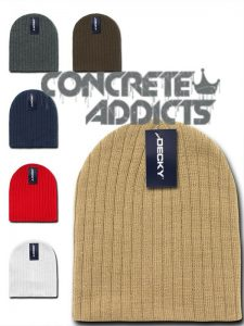SLEEK AND STRAIGHTFORWARD | SKI AND SNOWBOARD BEANIES