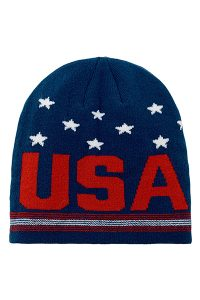 SMOOTH WEAR SPORTY STYLE | OLYMPIC 2020 | USA TEAM BEANIES