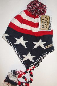 STAR SPANGLED KNIT HAT | OLYMPIC 2020 | USA TEAM BEANIES