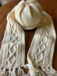 STRAIGHT FROM THE SOURCE- IRISH WOOL HATS FOR WOMEN