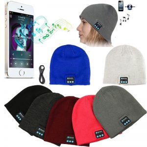 TO BE STYLIN' | BLUETOOTH BEANIE