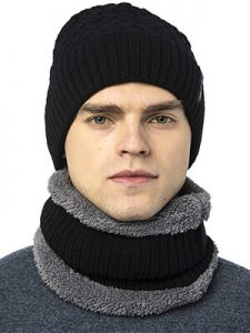 WINTER WARRIOR | BEST PLAIN BEANIES FOR GUYS