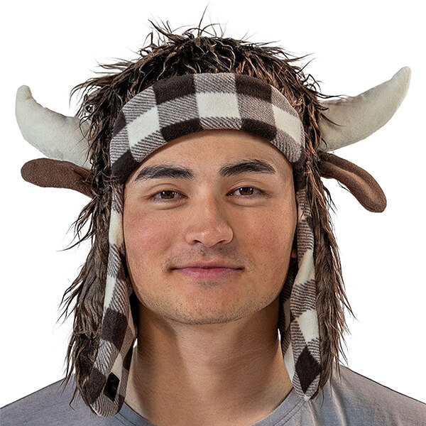 Animal Funny Beanie Hats With Ear Flaps
