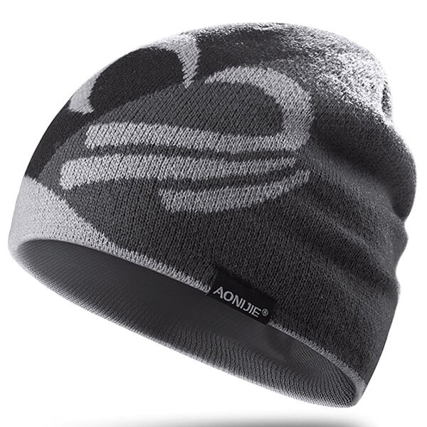Indoors or Outdoors Beanie for Big Heads