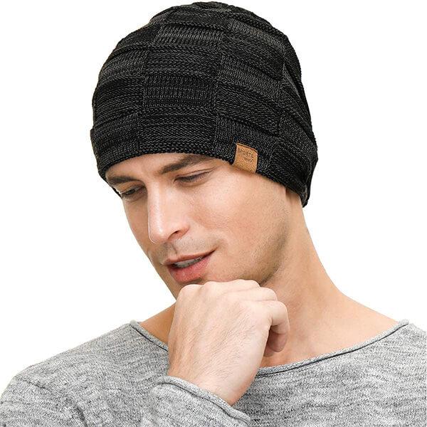 Warmest Large Winter Hat for Men
