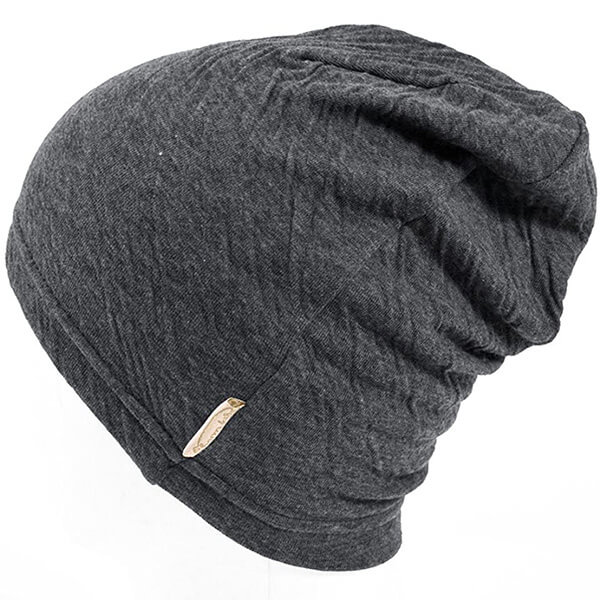 Slouchy Organic Cotton Sustainable Beanie for Kids