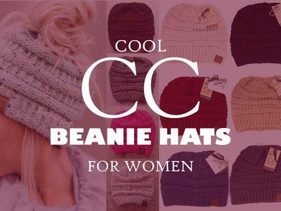 Cool CC Beanie hats for Women