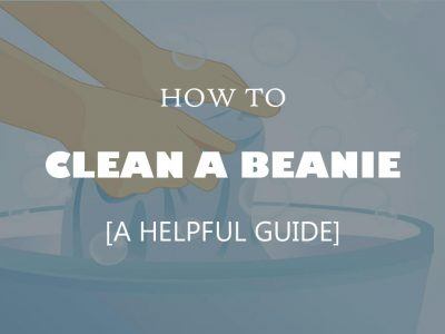 How to Clean a beanie and Wool Hat