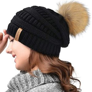 ADJUSTABLE STYLE | Cool CC Beanie hats for Women