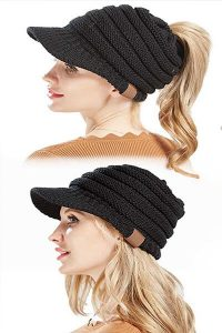 CABLE KNIT CHIC | Allergy Friendly Beanie Hats