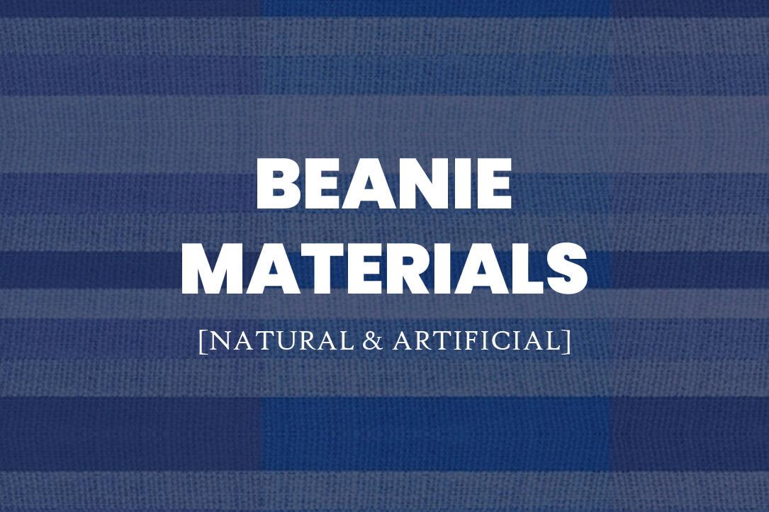 common-beanie-materials