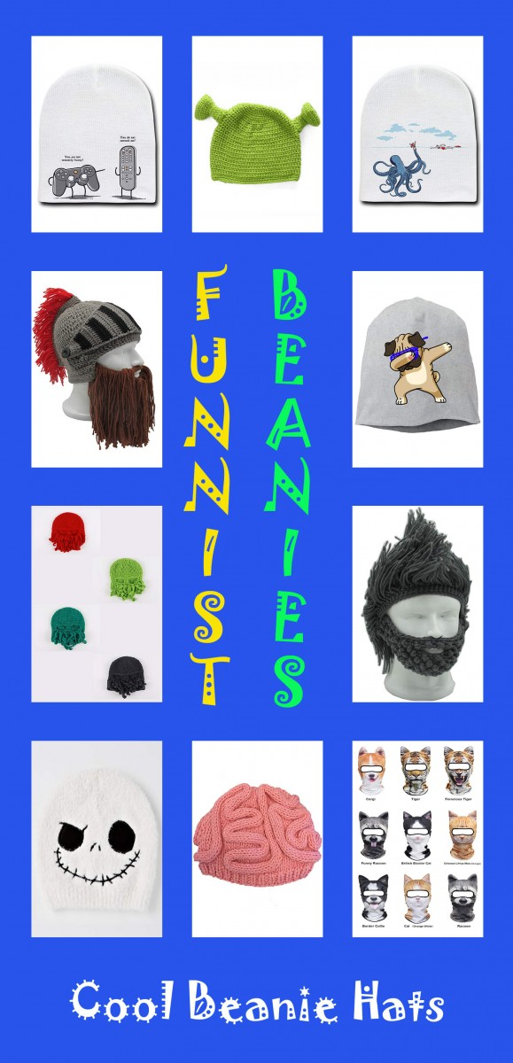 Funny Beanies For Guys That Will Have You ROFL