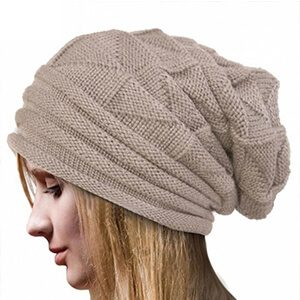 LIGHT COLOR FOR REDUCED ADDITIVES | ECO-FRIENDLY BEANIES
