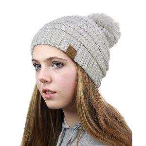 1d3edbded Top 10 Cool CC Beanie hats for Women - Cool Beanie Hats
