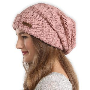 Slouchy Hats | BEANIES TO WEAR WITH BANGS