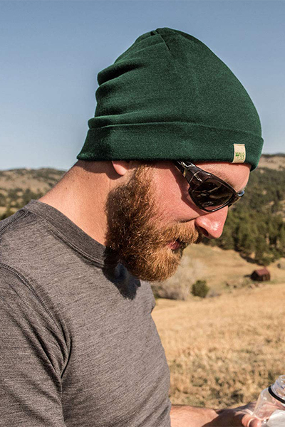 SMOOTH SEAM | MERINO WOOL BEANIES AND WATCH CAPS [ MADE IN USA ]