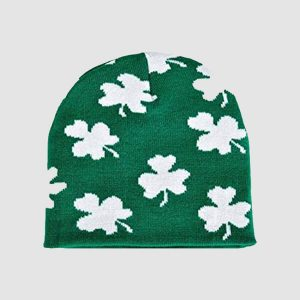 ST Patricks Day Beanies