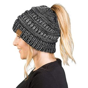 TIGHT FITTING AND ELASTIC| Cool CC Beanie hats for Women